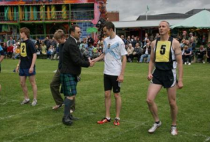 Highland games Sprint