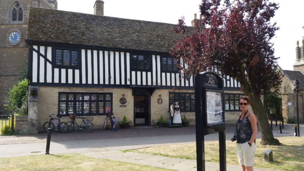 Oliver Cromwell House Ely