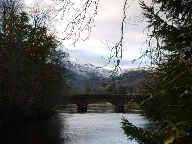 Bridge into Callander
