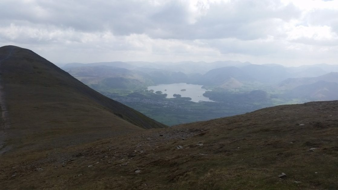 View from Skiddaw