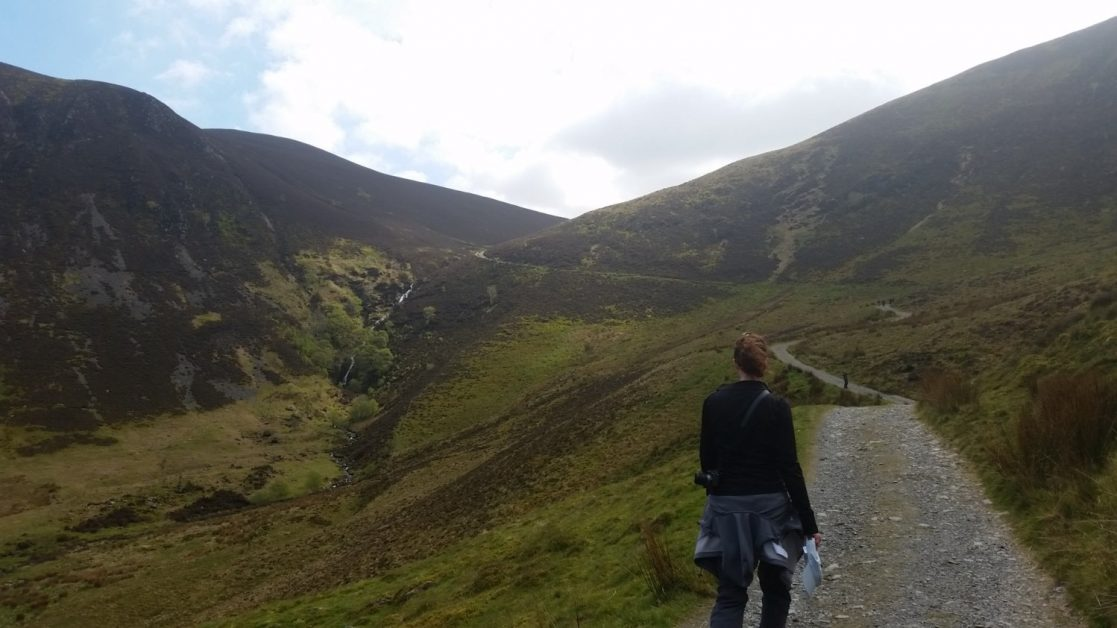 Long road to Skiddaw