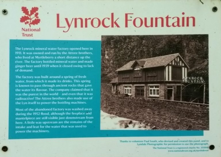 Lynrock mineral factory