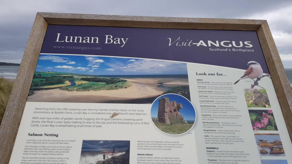Lunan Bay information