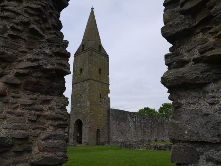 Restenneth Priory