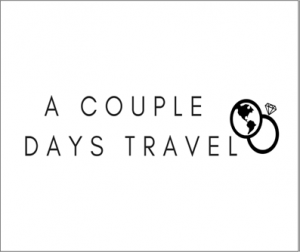 A couple days travel